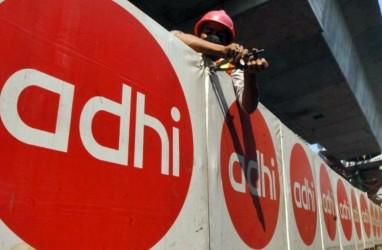 Adhi Karya (ADHI) Pede Bisa Raup Kontrak Baru Rp27 Triliun