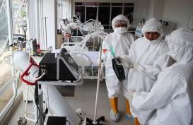 Okupansi RS Covid-19 DKI Jakarta 67 Persen, Naik 2 Pekan Terakhir