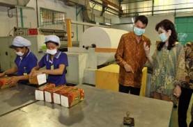 Konsumsi Tisu Meningkat, Industri Kertas Tumbuh 12,49…