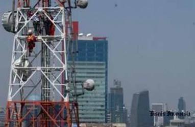 JARINGAN INTERNET    : TOWR Bersiap 5G