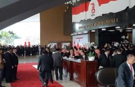 Susunan Acara Sidang Tahunan MPR 2020