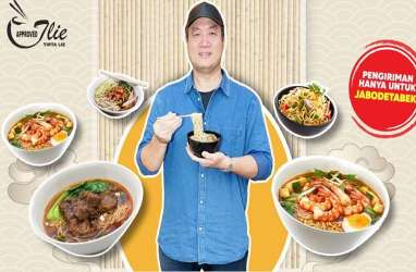 101 Restoran Ikut Festival Mie Online Pertama di Indonesia
