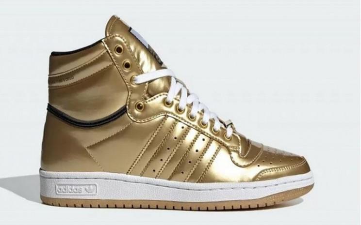 Sepatu Adidas koleksi Star Wars - Antara/Lazada