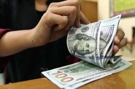 Kurs Jual Beli Dolar AS di Bank Mandiri dan BCA, 14…