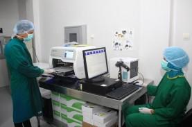 Gugus Tugas Jabar Tingkatkan Kapasitas Tes di 28 Laboratorium…