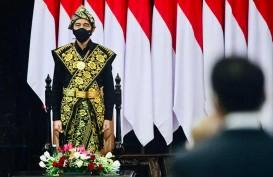 Sidang Tahunan MPR, Jokowi: Terima Kasih Dokter dan Perawat!