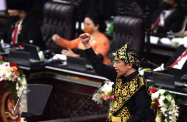 HUT Ke-75 RI, Membaca Peluang Bagi Industri dari Pidato Presiden Jokowi