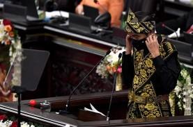 Pidato Kenegaraan di Sidang Tahunan MPR DPR, Jokowi…