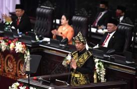 Jokowi: Target Kita Bukan Hanya Lepas dari Pandemi dan Krisis