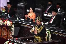 Jokowi: Target Kita Bukan Hanya Lepas dari Pandemi…