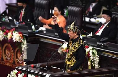 Ini Pidato Lengkap Jokowi di Sidang Tahunan MPR 2020