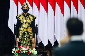 Jokowi Singgung Segitiga Rebana di Pidato Kenegaraan
