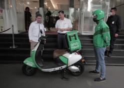 Grab Luncurkan Armada Sepeda Motor Listrik