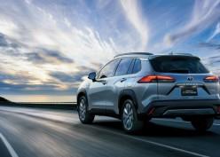Sepekan Diluncurkan, Pesanan Corolla Cross Didominasi Varian Hibrida