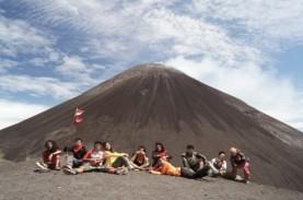 Kawasan Gunung Soputan Minahasa Tenggara Diusul Jadi…