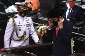 Jokowi Suntik 8 BUMN Sebesar Rp37,4 Triliun pada 2021