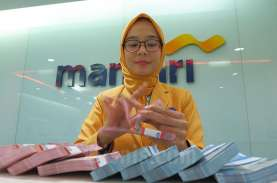 Salurkan Kredit Rp50,3 Triliun, Bank Mandiri Kembangkan…