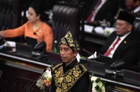 Mantap! Pidato Jokowi Bikin IHSG Reli 5 Hari Beruntun