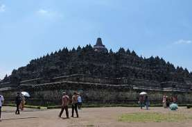 Pulihkan Pariwisata, Jokowi Anggarkan Rp14,4 Triliun pada 2021