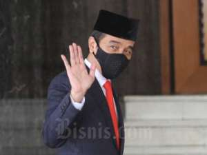 Presiden Joko Widodo Targetkan Pertumbuhan Ekonomi 2021 Sebesar 5,5 Persen