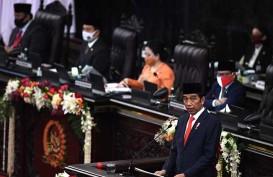 Bangun Food Estate, Jokowi Siapkan Anggaran Rp104,2 Triliun untuk Ketahanan Pangan