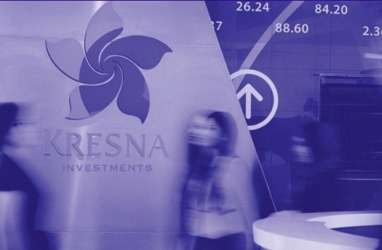 Reksa Dana Disuspensi OJK, Saham Grup Kresna Berguguran