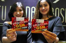 Getol Ekspansi, Smartfren (FREN) Gelontorkan Belanja…