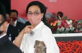 Aduh! Sri Mulyani Prediksi Pertumbuhan Ekonomi RI 2020 Minus 1,1 Persen