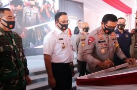 65 Persen Pasien Corona di DKI Jakarta Berhasil Sembuh