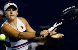 Setelah Nadal & Barty, Giliran Andreescu Tarik Diri dari US Open