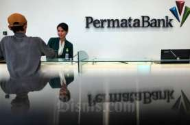 Laba Operasional Sebelum Pencadangan Bank Permata…