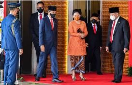 Berapa Ponten Pidato Jokowi, Puan Maharani dan Bamsoet Saat Sidang Tahunan?
