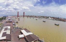 Kapal Bermuatan 1.000 Ton Urea Curah Karam di Sungai Musi