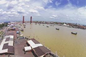 Kapal Bermuatan 1.000 Ton Urea Curah Karam di Sungai…