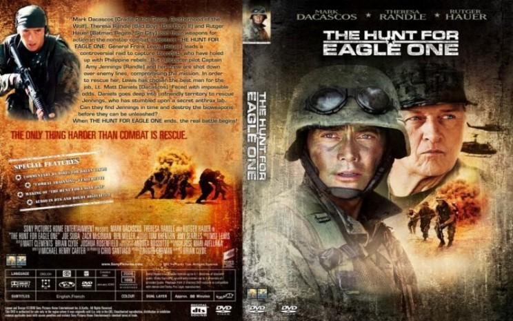 Film The Hunt for Eagle One tayang di Bioskop Trans TV
