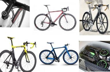 Industriawan Temukan Sepeda Mewah Ilegal di Mangga Dua, Salah Satunya Merek Brompton