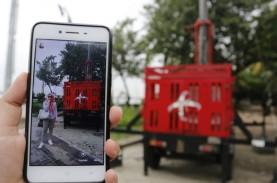 IBU KOTA NEGARA : Memantau Infrastruktur dengan Sinyal…