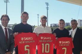 Setelah Tinggalkan Spurs, Vertonghen Berlabuh di Benfica