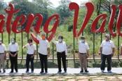 Peletakan Batu Pertama Jateng Valley Warnai HUT ke-70 Jateng