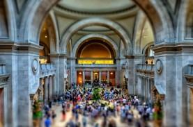 Museum, dan Galeri Seni di New York Mulai Dibuka Bertahap…