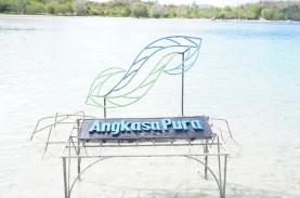 Sambut HUT Ke-75 RI, Bandara Lombok Rehabilitasi Ekosistem…