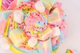 Resep Rainbow Smoothie untuk Anak Anda