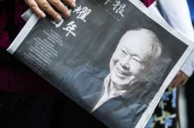 Historia Bisnis : Ketika Lee Kuan Yew Memberi Dorongan…