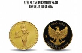 Uang dan Kemerdekaan: Seri Khusus 25 Tahun Kemerdekaan Indonesia