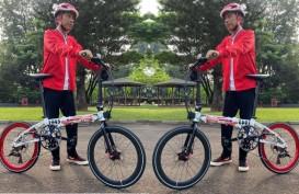 Ini Spesifikasi dan Harga Sepeda Lipat Bergambar Soekarno Milik Jokowi