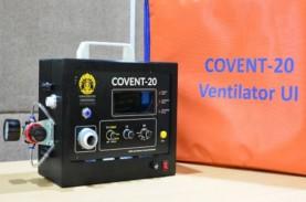 Lima Ventilator Lokal Siap Produksi Massal, Ini Daftarnya