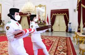 Ini Beda Pengibaran Bendera di Istana Negara pada HUT Ke-75 RI