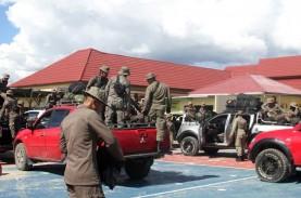 Aparat Tembak Mati Satu Pimpinan KKB di Kabupaten…