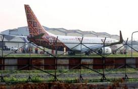 Bandara Husein Sastranegara Layani Kembali Penerbangan Pesawat Jet