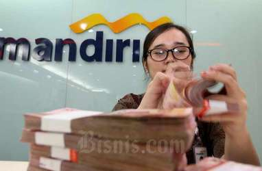 Bank Mandiri Pimpin Pangsa Pasar Sindikasi Indonesia